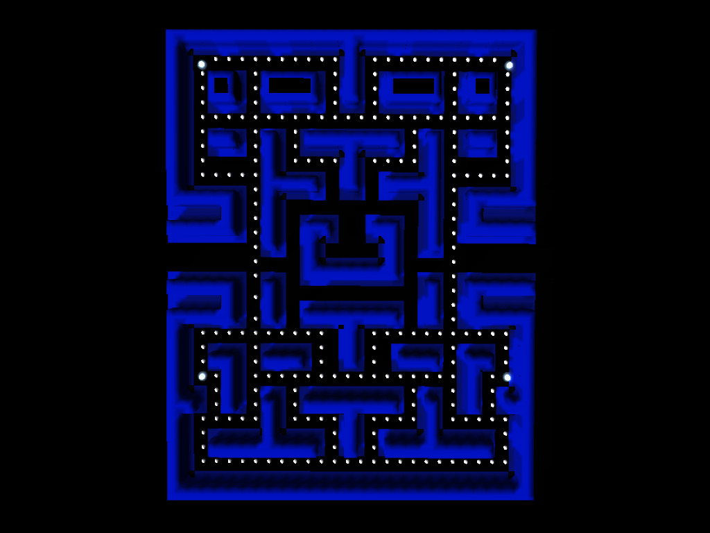 Warcraft 3 Pac-Man | Brogan Zumwalt